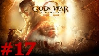 God of War Ascension - Bölüm 17 - Apollo Heykeli (Türkçe) (PS3) [HD]
