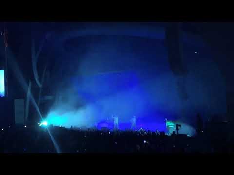 Post Malone w/ Justin Bieber - Deja Vu (Rockstar Tour Hollywood Bowl)