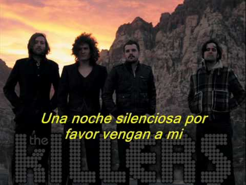 The killers - Happy birthday Guadalupe [ sub Español ]