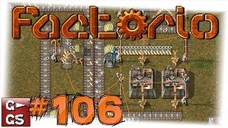 Factorio #106 Die Aliens sind das Ziel Der Industrie und Fabrik Simulator und Manager deutsch HD