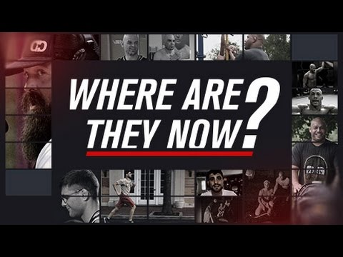 Where Are They Now? Now Streaming on UFC FIGHT PASS