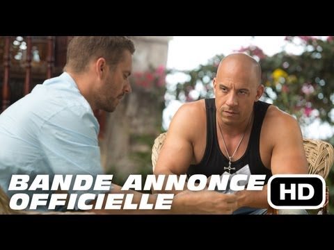FAST & FURIOUS 6 - Bande-annonce officielle VF HD