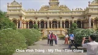 Du Lịch Hành Hương Miền Tây - Viếng 10 cảnh chùa.