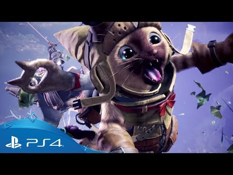 Monster Hunter: World | Purrfect Palicos | PS4