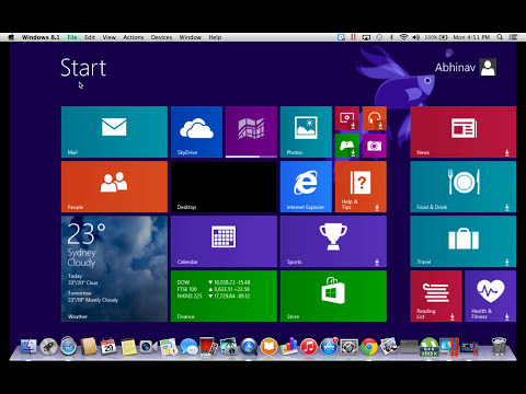 How to install Windows 8.1 on a Mac for Free