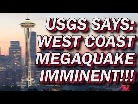 USGS: Devastating Megaquake, Tsunami, To Hit West Coast Of US