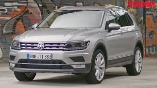 Volkswagen Tiguan launched in India - OD News