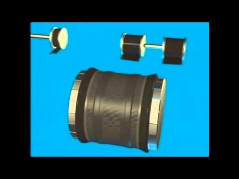 Proceso de fabricación de un neumático por Michelin