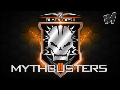 Black Ops 2 Mythbusters - ep.4