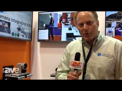 ISE 2016: Sound Control Technologies Shows Off RemoteCam4 System