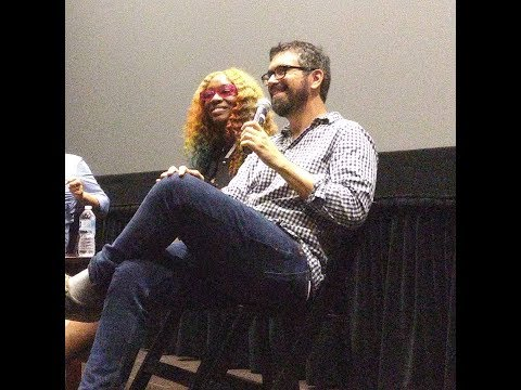 SUPPORT THE GIRLS Q&A With Director Andrew Bujalski & Star Shayna McHayle - August 21, 2018