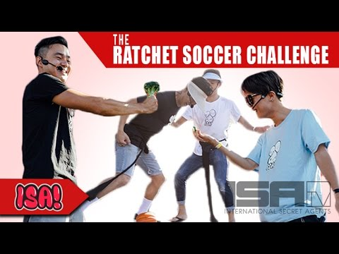 The Ratchet Soccer Challenge! - ISA! VARIETY GAME SHOW Ep.3 (Season 3)