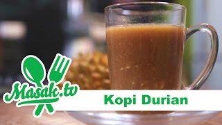 Kopi Duren | Minuman #036