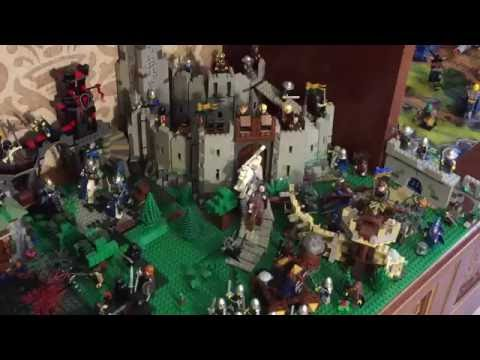 Моё Лего Королевство! Армии Добра и Зла! (апдейты и прочее) Review