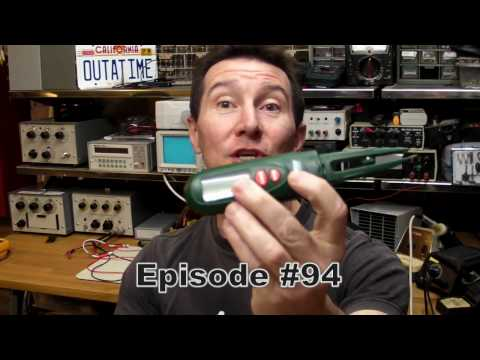 EEVblog #94 - Near Death Multimeter Experience