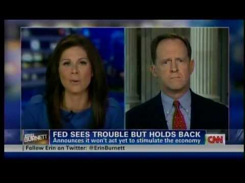Sen. Toomey on OutFront with Erin Burnett