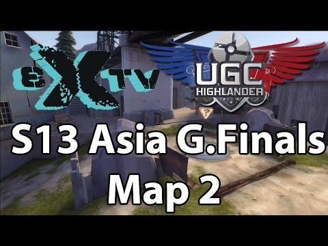 eXtv: UGC Asia - S13 GF Map2