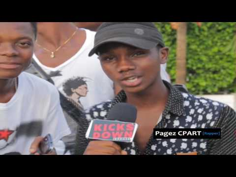 Pagez CPART Freestyle & Interview on KICKS DOWN Channel