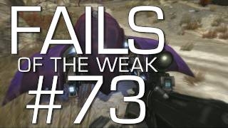 Fails of the Weak: Ep. 73 - Funny Halo 4 Bloopers and Screw Ups! | Rooster Teeth