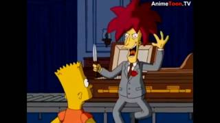 The Simpsons: Sideshow Bob's mosaic of Murder [Clip]