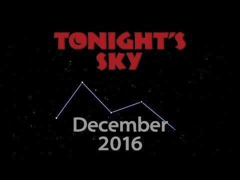 Tonight's Sky: December 2016