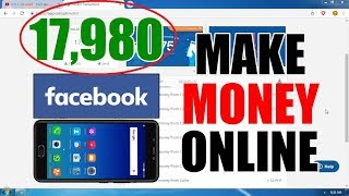 Make Money Online Philippines Using Mobile Phone and Facebook