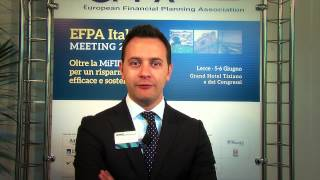 EFPA Italia Meeting 2014 - M. Serventi, Senior Rel. Manager Third Parties Distribution, Amundi SGR