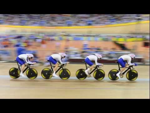 The best of the London 2012 Olympics: Team GB's Cycling Gold Medal Winners