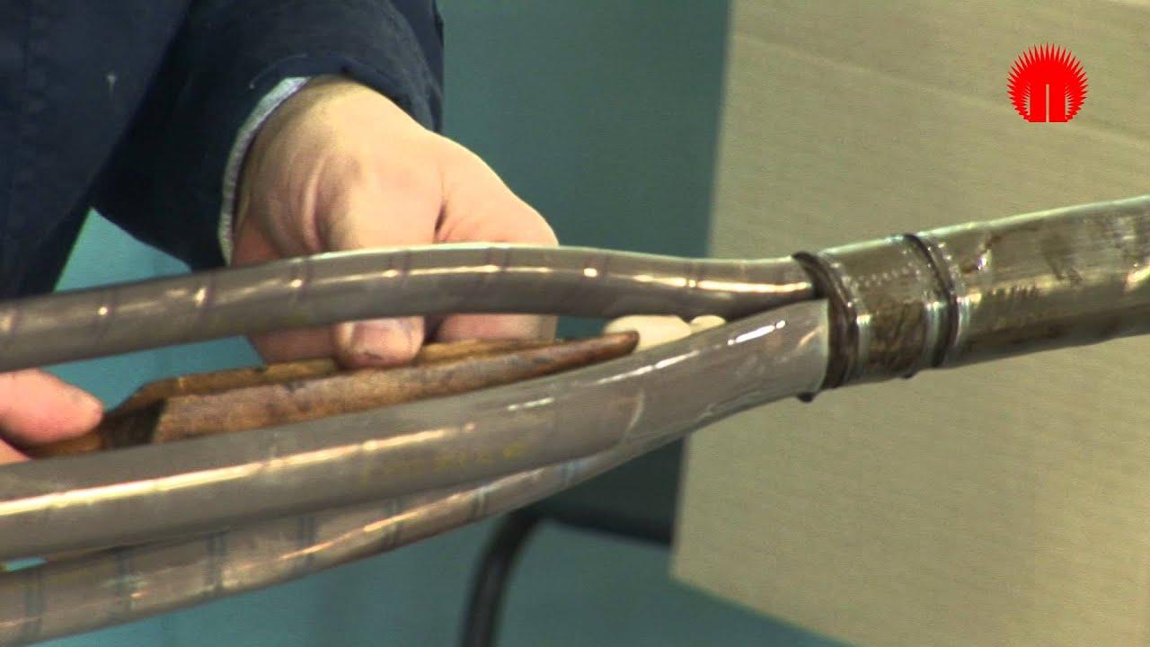 КВТ Концевые термоусаживаемые муфты 3КВТп-10, 3КНТп-10 11