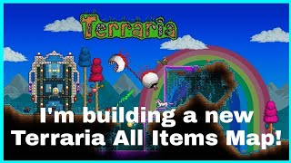 I'M  CREATING A NEW ALL ITEMS WORLD!!! (News)