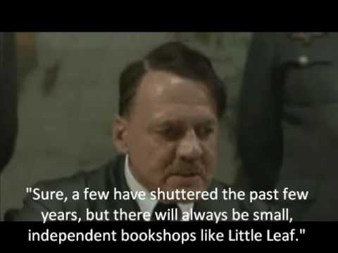 Hitler can't stand cliffhangers...