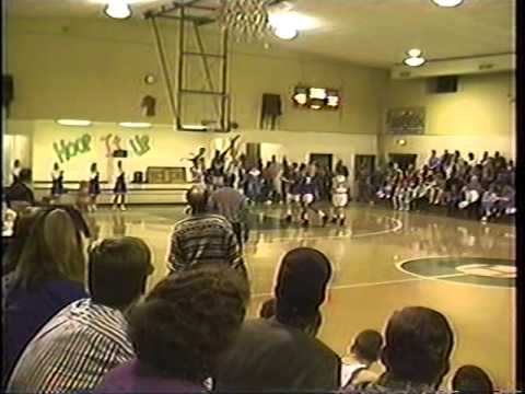 1992-93 CCA vs Hooper Academy Varsity basketball