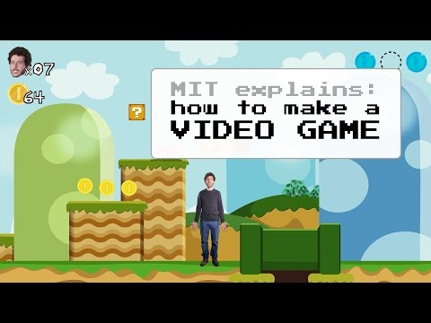 Mit Explains How To Make A Game
