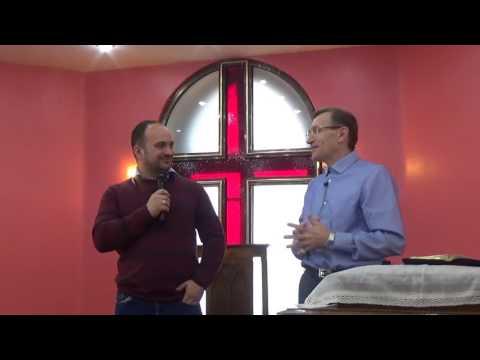 Hristiyan Vaaz - Gedikpaşa İncil Kilisesi - 2017 Nisan 23 - Misafir Pastor -  V20170423