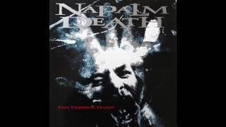 Napalm Death - Fear, Emptiness, Despair (Full Album)(Vinyl)
