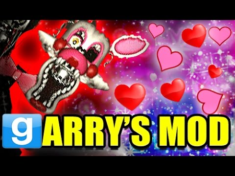 FUNNIEST MULTIPLAYER EVER!! Gmod Five Nights At Freddy's Map (Garry's Mod)