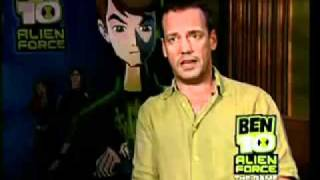 Ben10 Alien Force - Dee Bradley Baker Interview