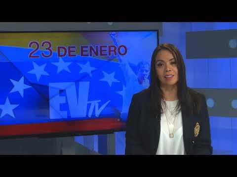 Transmisión Especial EVTV - Con María Carolina González - 24 de Enero de 2019