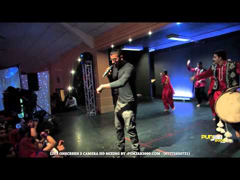 Punjab2000.com - Garry Sandhu singing Main Nee Peenda [HD]