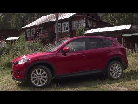 Тест Mazda CX-5 с мотором 2.5