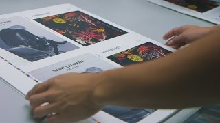 Behind the Production Process of HYPEBEAST Magazine