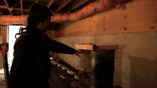 Rocket Stove: Winter Term 2010, Week 6