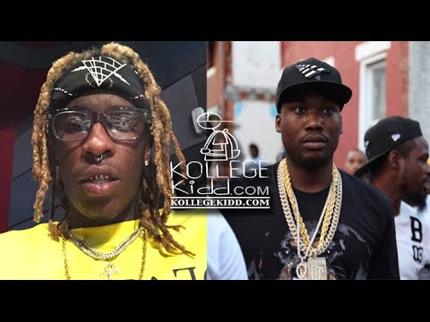 Young Thug Tells Meek Mill To Pull Up