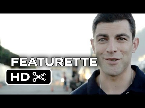 Veronica Mars Featurette - On Set With Max Greenfield (2014) - Kristen Bell Movie HD