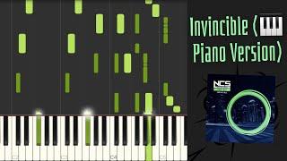 download lagu Deaf Kev - Invincible Piano Version gratis