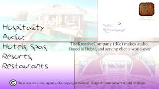 Hospitality Industry Audio