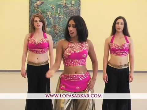 Bollywood & Bhangra Dance DVD - Learn to dance!