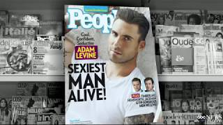 Adam Levine is People Magazine
