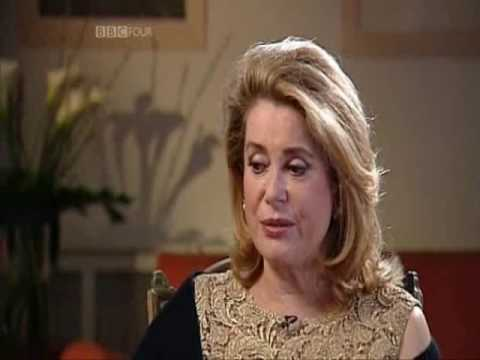 Catherine Deneuve Talks To Kirsty Wark- Part 2