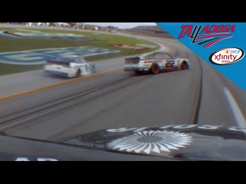 On-board look at wild finish from Nos. 22, 48